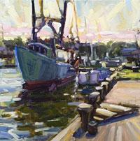 Alison Leigh Menke - Grace of Work Boat