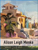 Alison Leigh Menke - Marcos painting